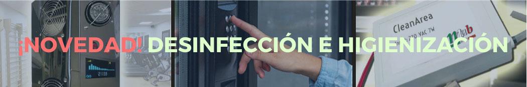 Desinfección e higienización de máquinas vending